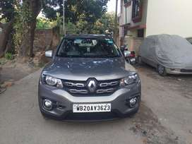Renault Kwid 1.0 RXT AMT (O) (Automatic), 2017, Petrol