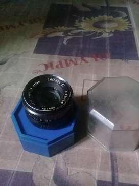 Lensa camera omicron- el