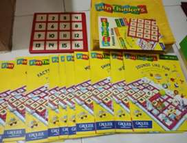 FUN THINKERS buku anak bermain cerdas