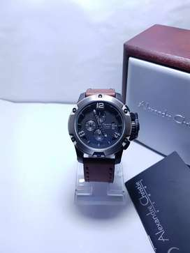 Jam Alexandre Christie for Man New Garansi Resmi