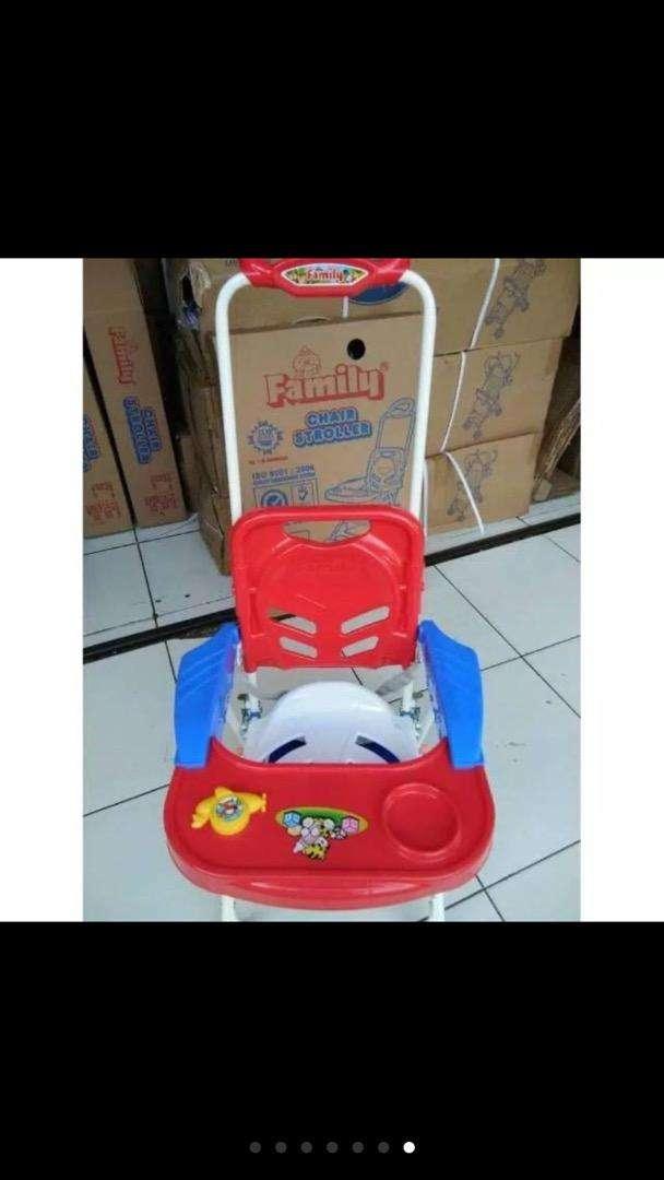 Dorongan baby atau family chair 0