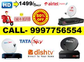 Super sale In bihar Tata Sky New SD/HD tatasky