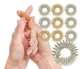 Acupressure Finger & Wrist Ring in Karachi,Pakistan.AVAILABLE