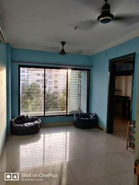 semi furnished flat for rent in airoli sect 6