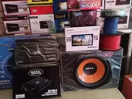 Audio Mobil Complit Harga Promo