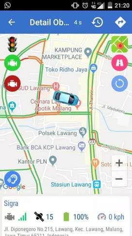 GPS Tracker Mobil - Truk - Bus - Alat Berat