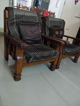 Sofa set 3 plus 2 seater