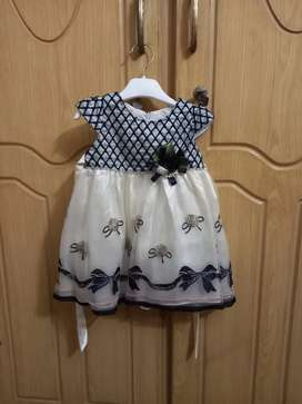 Baby imported frock