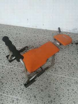 jual alat fitnes sit up  x2fit di padang