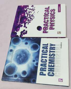 Class 11 Chemistry and Physics practical