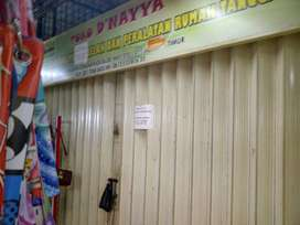 Dijual Murah!!! Kios Pasar Jaya Cibubur