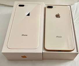 iPhone 8plus 256gb available with good price cash on delivery