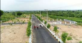HMDA Approved Open plots for sale at Bonglur Gate Book it now