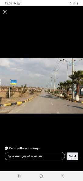 Block,A good location Plot FOR SALE