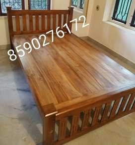 Factory sale-Double cot forest Acasia