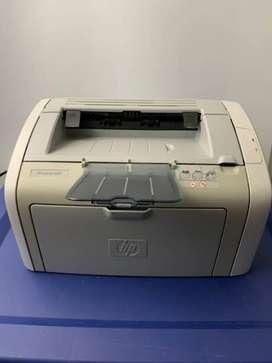 Laserjet hp 1018