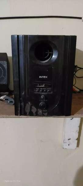 Intex 60 Watts home threater