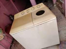 LG washing machine 6.2 kg