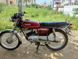 Yamaha Rx-135