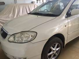 Toyota Corolla 2005 Petrol Well Maintained