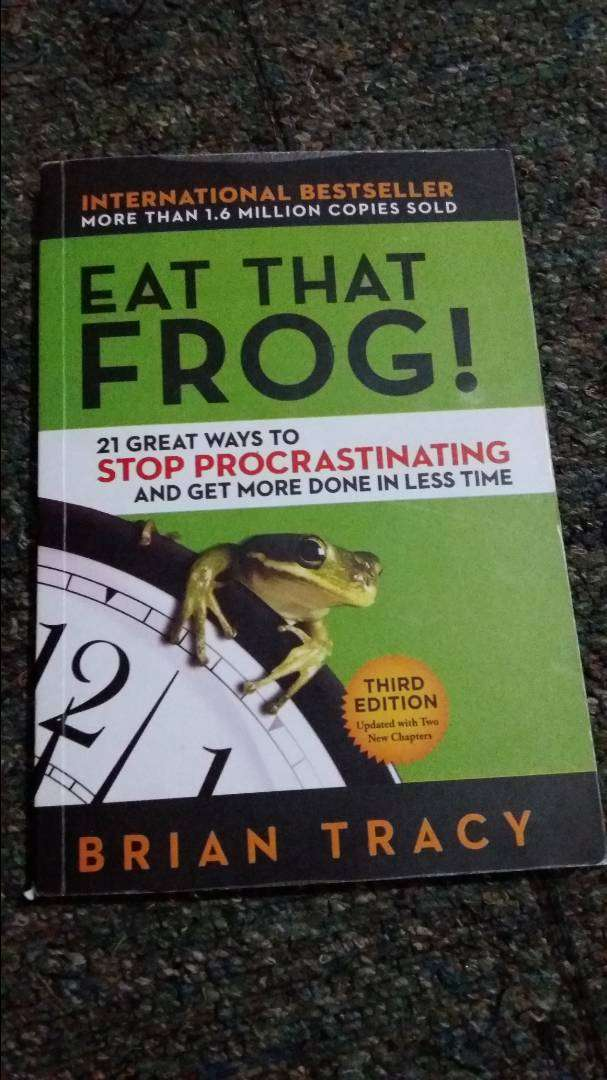 Eat that Frog 0