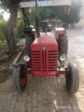 Mahindra tracktor, 1991 modal