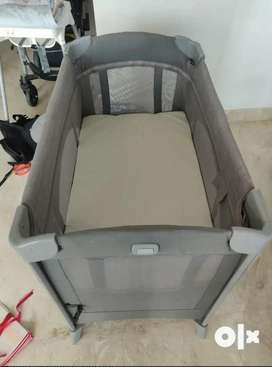 JOIE COMPACT BABY CRIB AND TRAVEL COT
