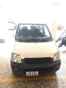Wagon-R 2001 Model