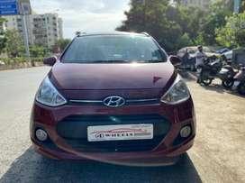 Hyundai Grand i10 2016-2017 Asta Option AT, 2016, Petrol