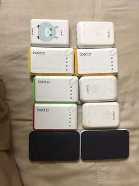 Used Lot power bank
