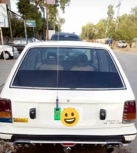 Charade DahiHatsu Reconditioned cota 91 CNG Petrol A one condition