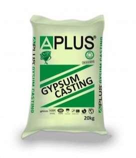 Gypsum Casting Aplus 18kg BENGKULU