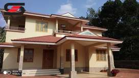 30 cent land with new house for sale Wayanad, Mananthavady