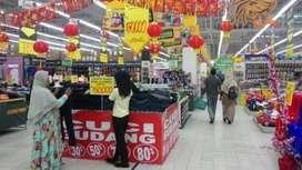 Dibutuhkan 30 Karyawan & Karyawati Miama Supermarket