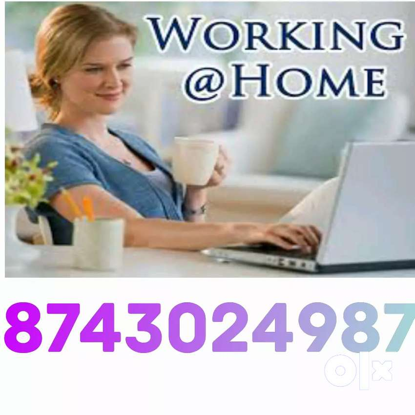 Simple data entry job at home 0