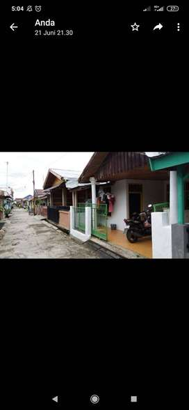 Dijual /disewakan rumah di tengah kota bengkulu