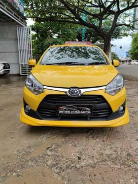 Toyota Agya TRD S Manual 2019