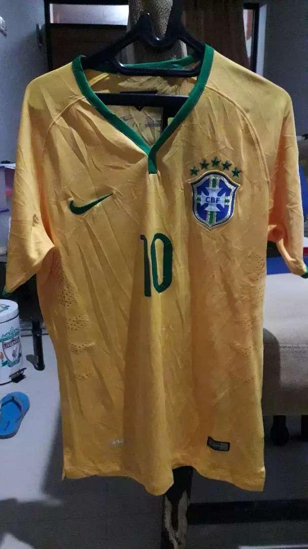 Jersey Brasil Neymar 0