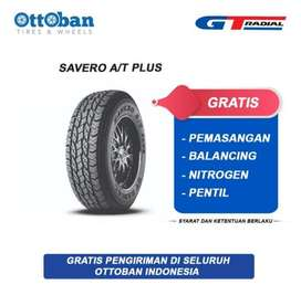 ban gt radial savero AT plus 265/60 18 ban mobil fortuner hilux dll