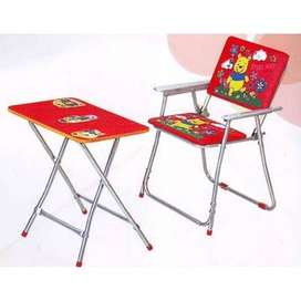 KID STUDY TABLE WITH CHAIR SET