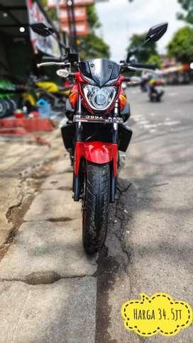 MT 25 pmk 2016 red devil sangat istimewa murmer Mustika Motor Sukun