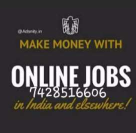 Earn regular in come online using