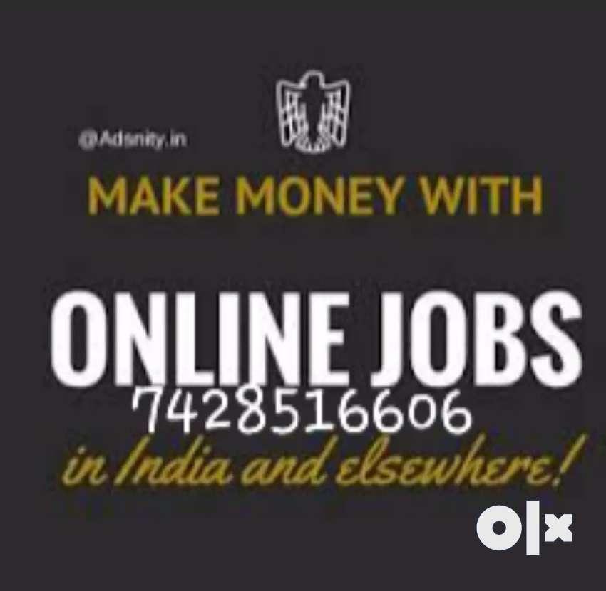 Earn regular in come online using 0