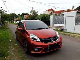 Honda brio rs cvt matic