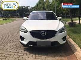 TDP TERMURAH Mazda CX 5 Touring 2.5L HI Putih 2013 TDP 15jt