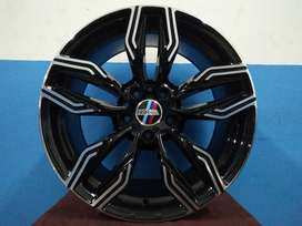 velg racing ring 18x8/9 h5x120 time attack
