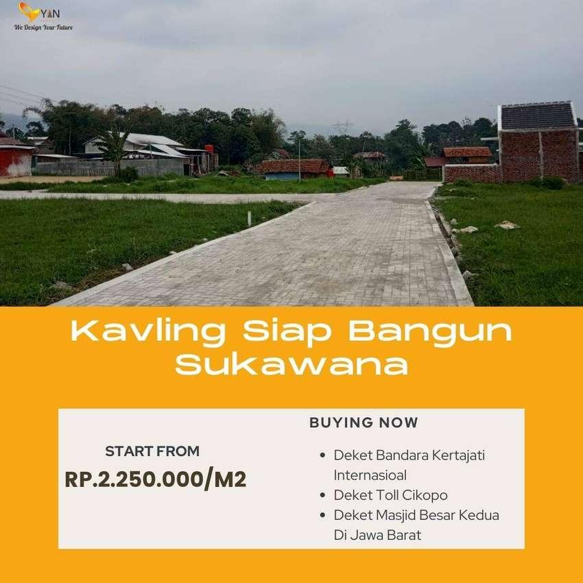 Wah Investasi  Tanah Kavling Bandara Kertajati dkt Majalengka Cirebon