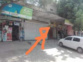 Shop available for rent in islamia colony airport road Bahawalpur