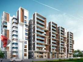 3BHK - East,West facing - Semi Furnished - flats for sale in Endada