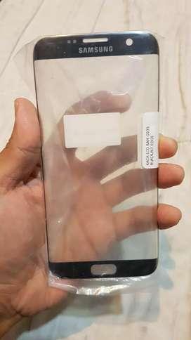 Kaca Layar Samsung S7 Edge